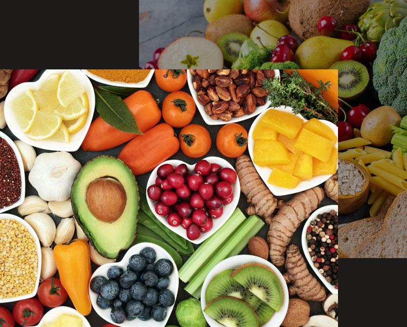 Le pouvoir des aliments antioxydants